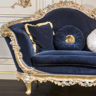 Classic sofa of the collection Empire
