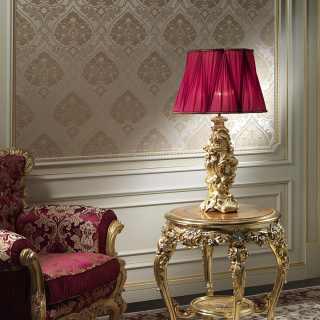 Baroque Italian classic lamp