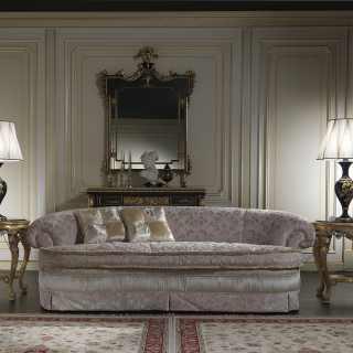 Classic elegant sofa