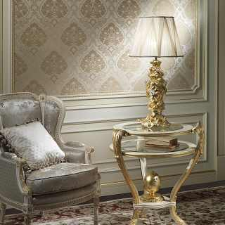 Baroque luxury classic lamp