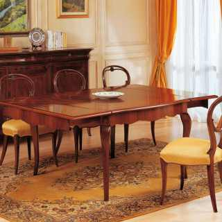 Extensible Table In 19th Century French Style