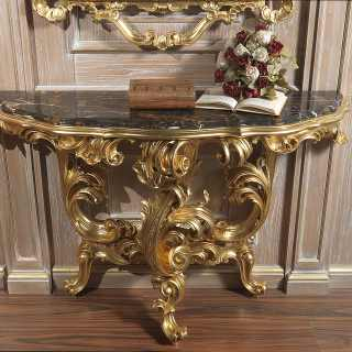 Classic luxury console