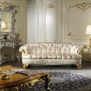 Sofa classic living room Paris