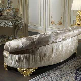 Divano classico lusso Parigi