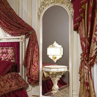 Mirror for a luxury bedroom
