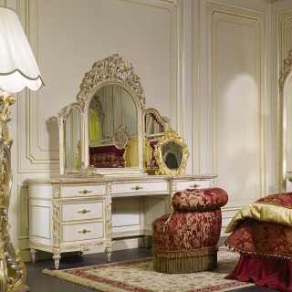 Toilette area luxury bedroom