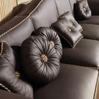 Sofa for a luxury living room