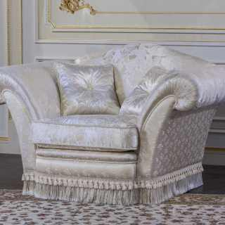 Armchair for a luxury living room