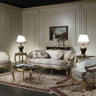 Classic Living Room Made In Italy Venezia
