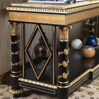 Étagère Luigi XV of the luxury classic collection Chinoiserie, inspired to the chinese art