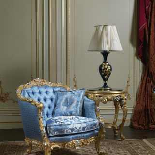Luxury armchair, luxury classic collection Living Room Eighteenth Century