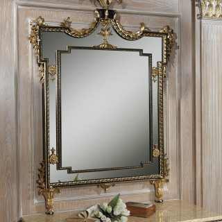 Luxury classic mirror of the Chinoiserie series, classic style inspired to the chinese furnishings