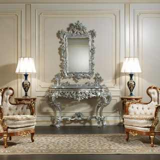 classic armchairs Nineteenth century