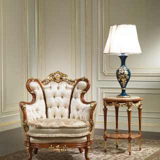 classic luxury armchair 800
