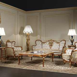 living room XIX made in Italy
