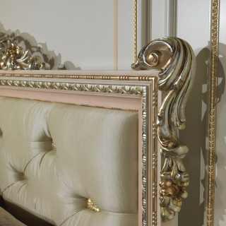 Luxury headboard bedroom Louvre 943