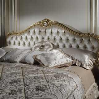 Headboard classic double bed Maggiolini