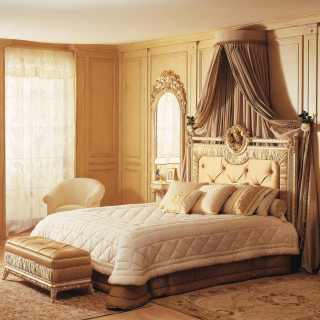 Classic and luxury furniture for bedrooms | Vimercati Classic Furniture