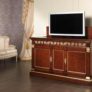 Porta TV stile impero