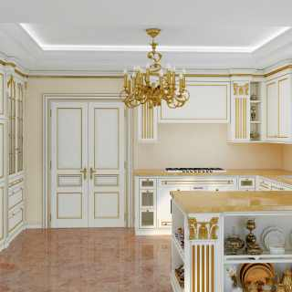 Luxury kitchen Legacy