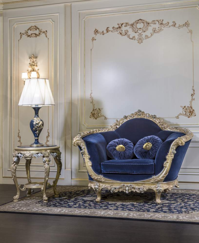 Luxury Classic Living Rooms: Luxury Classic Armchair Empire