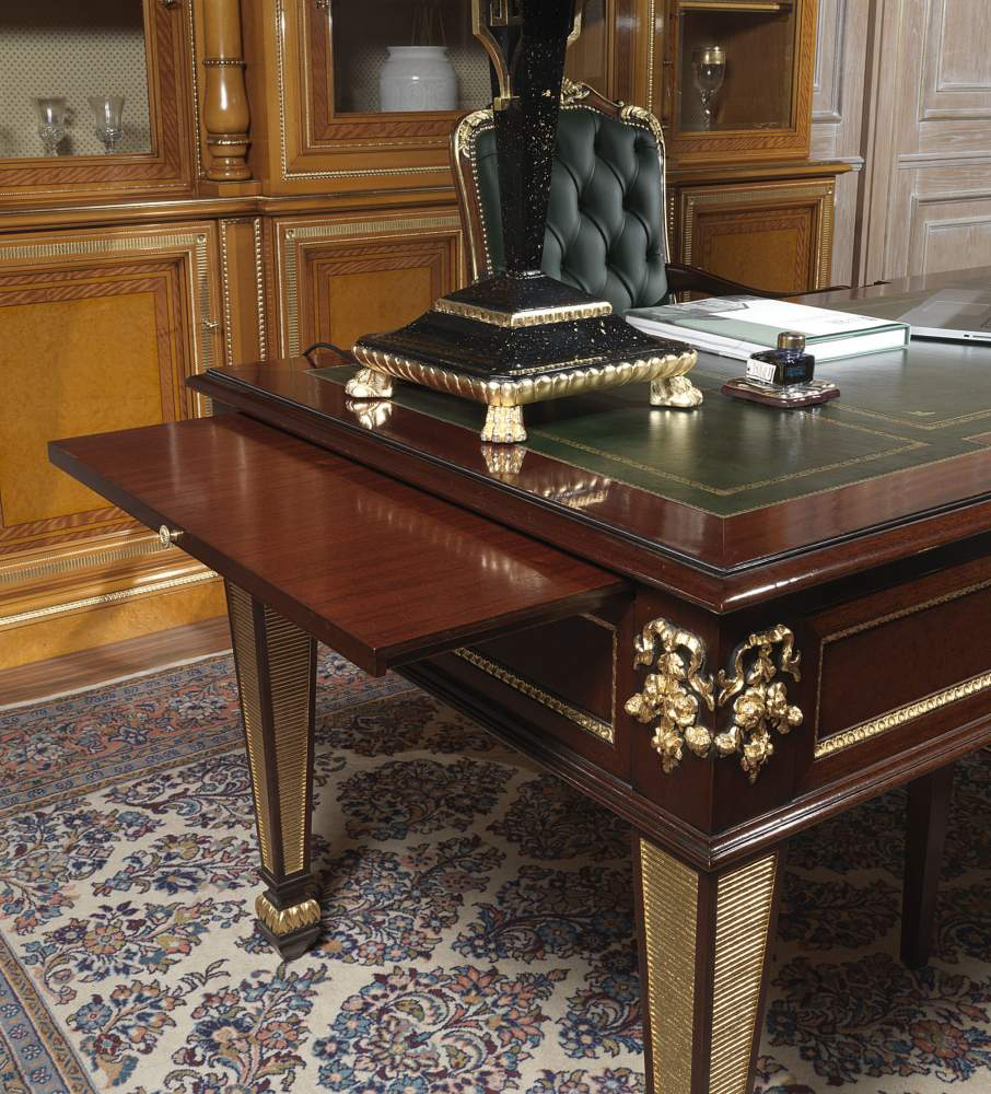 Ermitage, writig table for the study in classic style