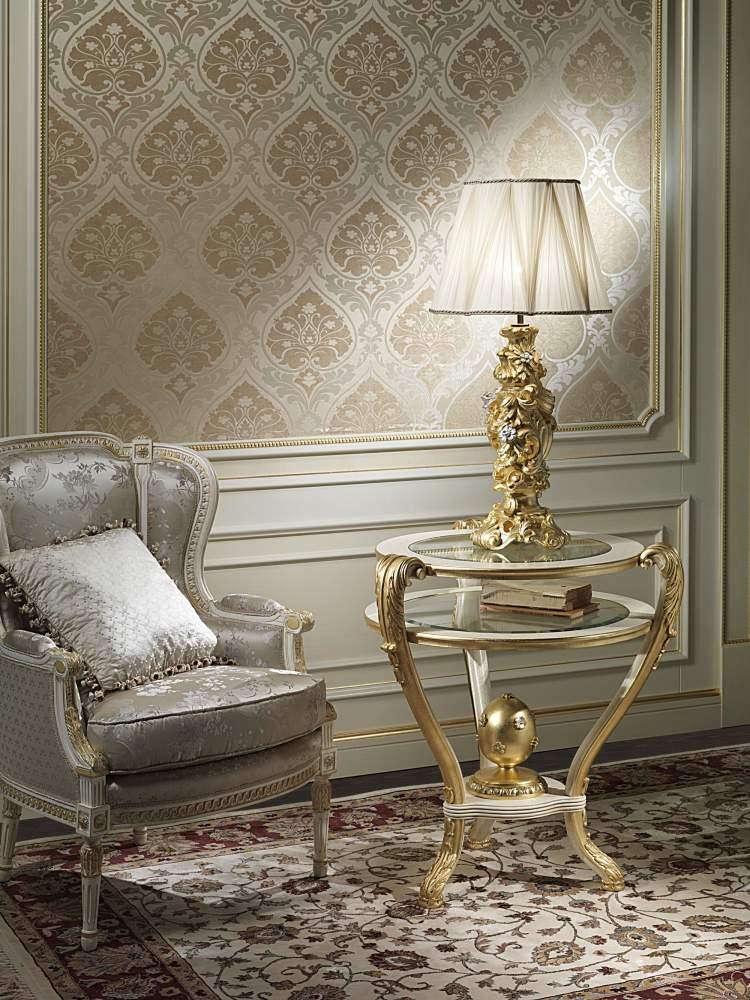 Baroque luxury classic lamp