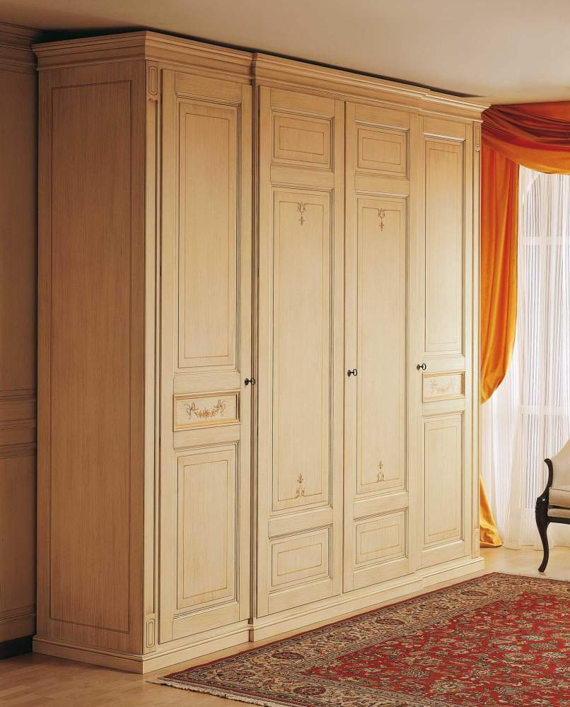 Classic style wardrobe Canova