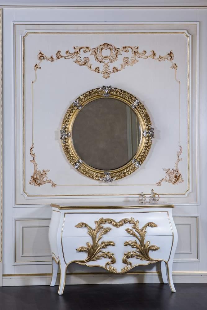 Com e specchio per camera classica vimercati classic - Specchio per camera ...