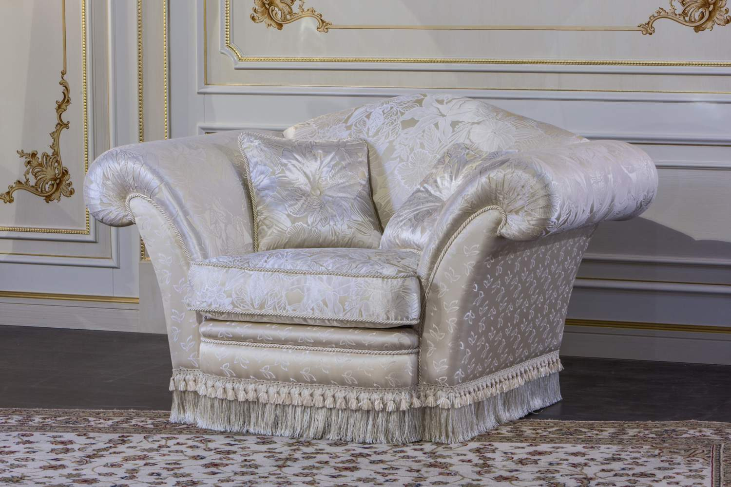 Armchair for a luxury living room Vanity