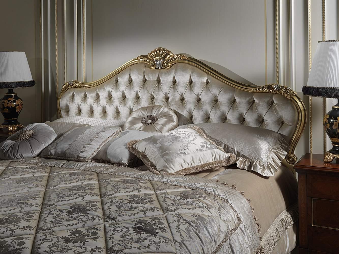 Headboard classic double bed Maggiolini 925